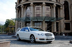 Bentley (Бентли) white