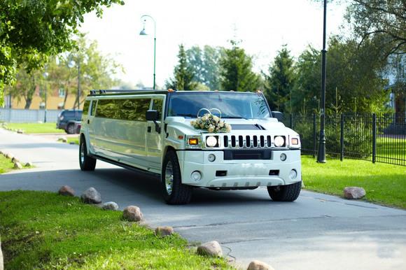 Лимузин Hummer H2