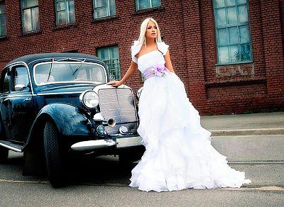 свадебные авто
